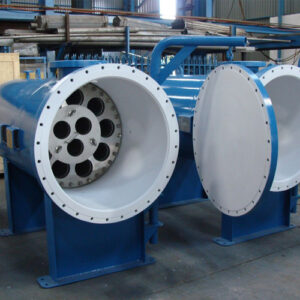 High flow filter systems