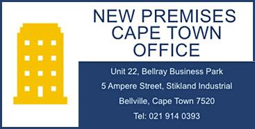 New Cape Town premises