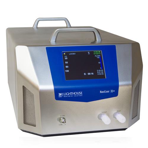 Nanocount 30 particle counter