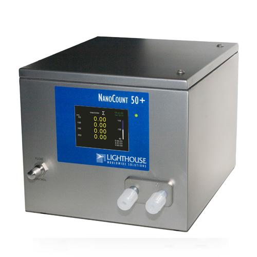 Nanocount 50 particle counter